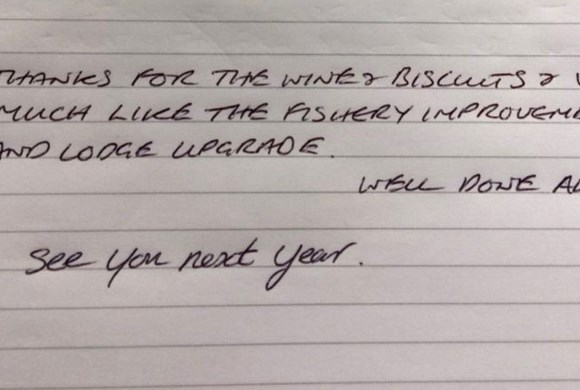 Birch Grove Guest feedback ...